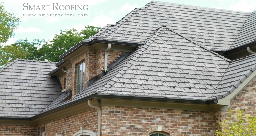 Smart Roofing Inc A Davinci Roofscapes Masterpiece